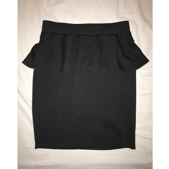 Mossimo Supply Co. Dresses & Skirts - Peplum Pencil Skirt